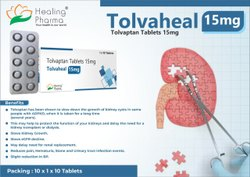 Tolvaptan 15 Mg Tablet - Tolvaheal