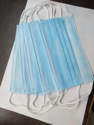 3 Ply Non Woven Face Mask With Nosepin Pin