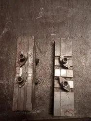 Solid Mild Steel Machining Fixture, For Industrial