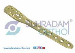 3.5mm LCP Proximal Humerus Philos Locking Plate