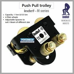 Monorail Push Pull Traveling Trolley