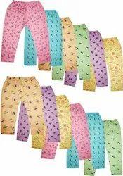 DAYAKU Multicolor Boys And Girls Pyjama, Size: Xs-xxl