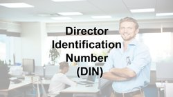 Director Identification Number (DIN) Service, Ahmedabad