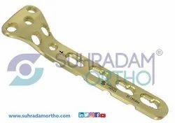 2.4/2.7mm LCP Radial Head RIM Locking Plate