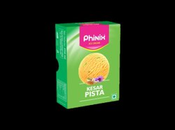 Kesar Pista Ice Cream