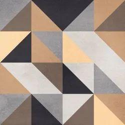 Multicolor Ceramic Best Glazed Tiles, Size: 60x60 cm, Thickness: 8 - 10 mm