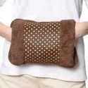 Hot Water Velvet bag