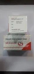 Sildenafil & Tadalafil Tablets