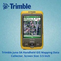 Trimble Juno SA Handheld GIS Mapping Data Collector, Screen Size: 3.5 Inch