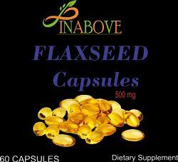 Flax Seed Capsule