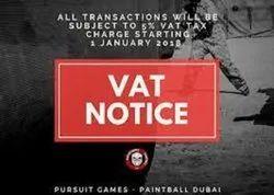 Business VAT Notice Services