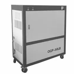 Industrial oxygen concentrator for welding