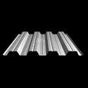 Aluminum Silver Decking Sheet