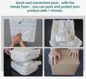 Ready To Use Expanding Foam Bag For Packaging