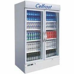 Celfrost Two Door Upright Showcase Freezer NFG 1000A