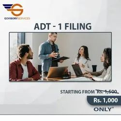 3 Days Company ADT 1 form filing Service, Online