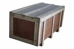Pinewood Heavy Packaging Box, Size(LXWXH)(Inches): 2x4x2feet