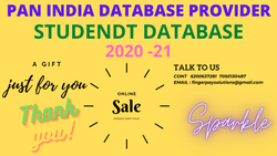 NDA Student Database Provider