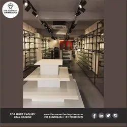 Garment Shop Interior Design