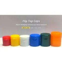 19mm Flip Top Caps