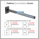 125 Amps Safetrack Current Collector