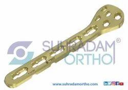 2.4/2.7mm LCP Radial Head NECK Locking Plate