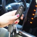 Center Lock Black Rd Single Door Central Locking And Theft Alarm Kit, For Easy To Install