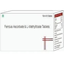 Ferrous Ascorbate & L-Methylfoalte Tablets
