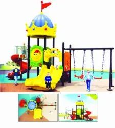Toypark Castle Swing Set Play Yard (MPS 422)