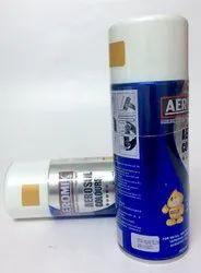 Aerosol Spray Paints Honda Yellow - Aeromix Brand