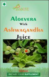 Aloe Vera Ashwagandha Juice