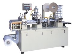 CLM-300 Plastic Lid Forming Machine