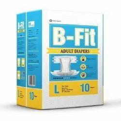 B-Fit premium Adult Diapers (Large)