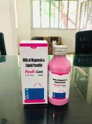 Milk of Magnesia & Liquid Paraffin