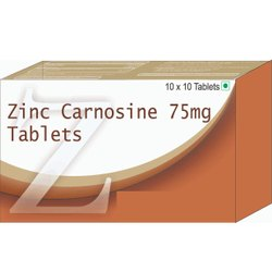 Zinc Carnosine 75 Mg Tablets