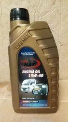 Lubi max engine oil 15 w -40 turbo power