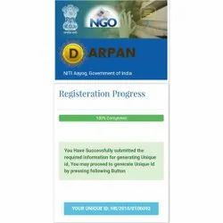 7 Days Trust And Charitable NGO Arpan Niti Aayog Registration Service, in Pan India