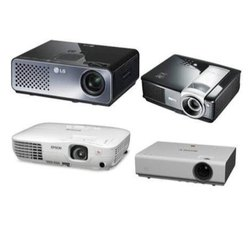 LCD DLP Projector Rental Service, Projection Distance: 3.5 - 4 m, Chennai