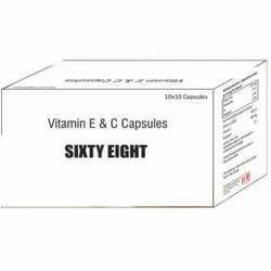 Vitamin E & C Capsules