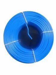 1.5 Square Meter Blue Multi Strand PVC Insulated Wire, 1100V