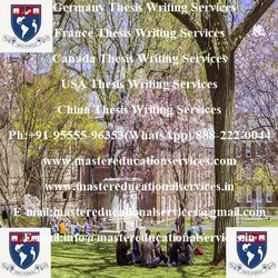 PhD Thesis Writing Services On Nursing And Healthcare Practice