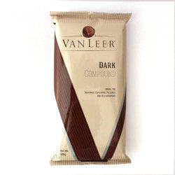 slab vanleer dark compound chocolate 500 gm