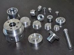 Stainless Steel CNC Machined Component, For Industrial, Packaging Type: Carton Box