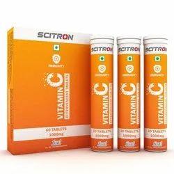Vitamin Effervescent Tablet