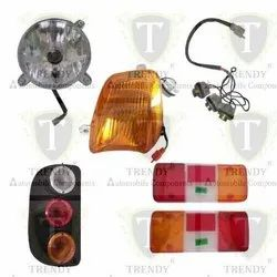 Light Commercial Vehicle Trendy Got You Piaggeo Ape Three Wheeler Electrical Spare Parts