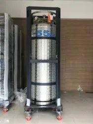 Taylor-Wharton Stainless Steel Liquid Dura Cylinder, 201 Litre, 164 Kg