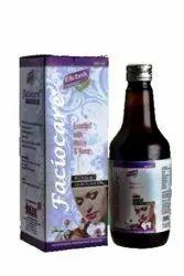 Herbal 300 ml Ektek Facio Care Syrup, Packaging Type: Standard, Dose: Daily