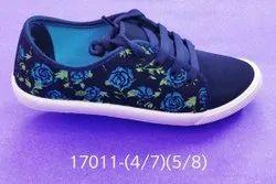 PVC Daily wear Women Casual Shoes - 17011