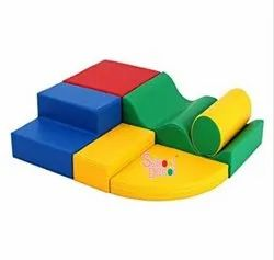 Indoor Soft Playground Equipment for Toddler Kids