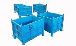 MS Pallets Foldable Box